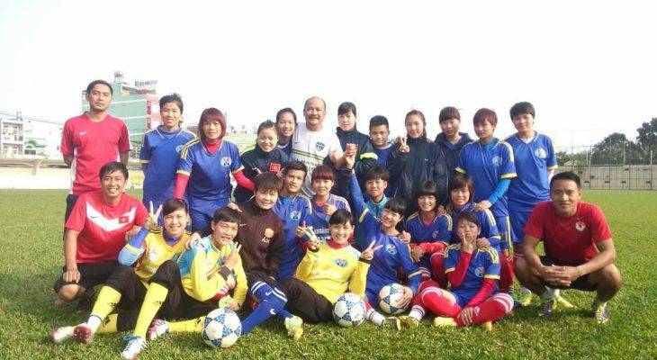 Nguyễn Thị Thanh Hảo: Bức tường màu xanh của đội bóng vùng Mỏ!