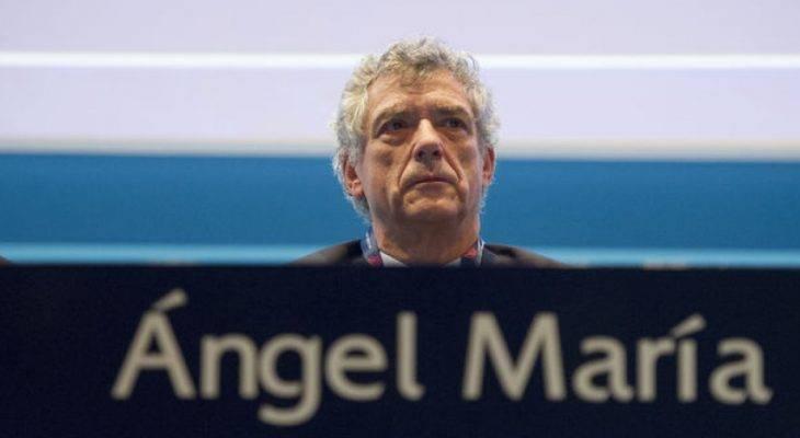 Angel Maria Villar tái đắc cử chức chủ tịch LĐBĐ Tây Ban Nha
