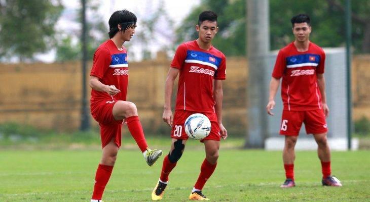 9 tuyển thủ U20 góp mặt trong danh sách tham dự vòng loại U23 châu Á