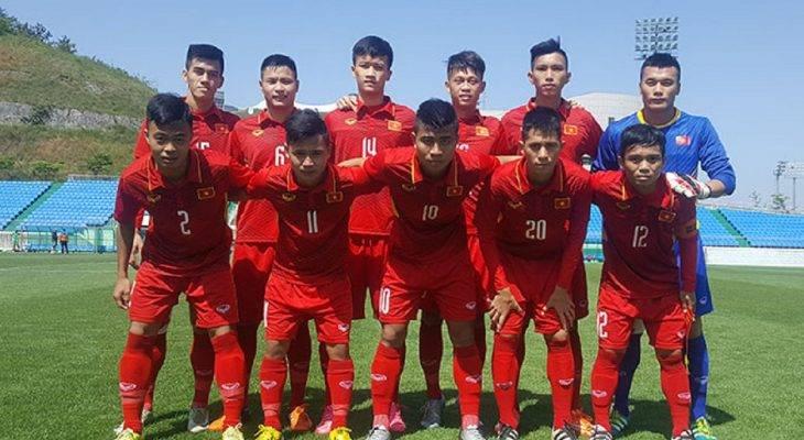 5 đại diện của châu Á tham dự FIFA U20 World Cup 2017