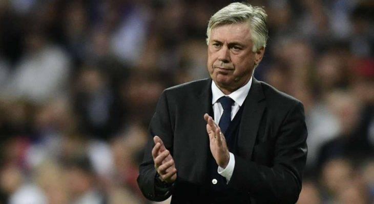 Carlo Ancelotti sẽ dẫn dắt Quảng Châu Hằng Đại?