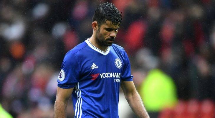 Lộ thêm chiêu trò HLV Conte dùng để đẩy Costa ra đi