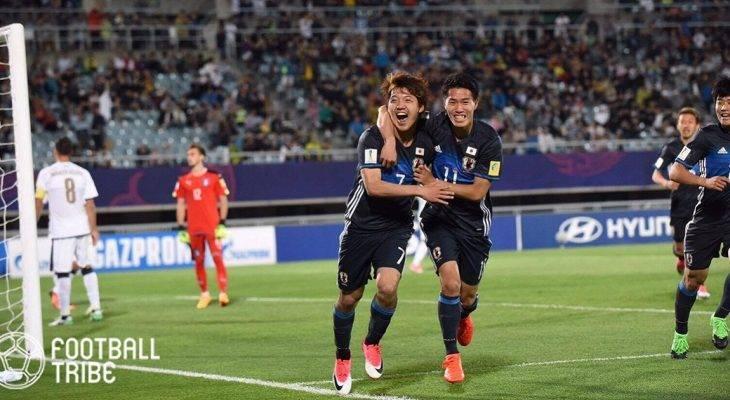 Bảng C, D VCK U20 World Cup 2017: Nhật Bản, Costa Rica lách qua khe cửa hẹp