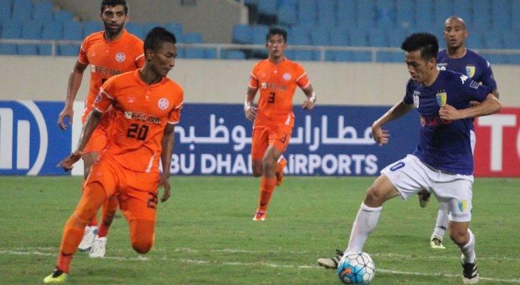 Vùi dập Felda United, Hà Nội rời AFC Cup trong tiếc nuối