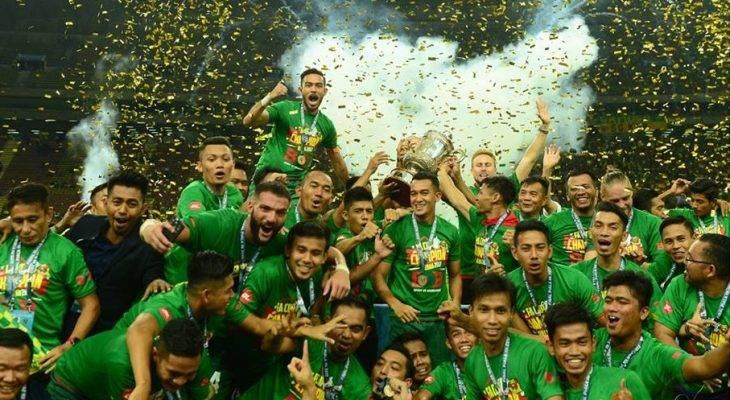 Kedah lên ngôi vô địch FA Cup Malaysia 2017