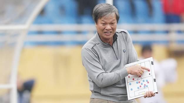 HLV Lê Thụy Hải hoài nghi về tham vọng dự World Cup của HLV Park