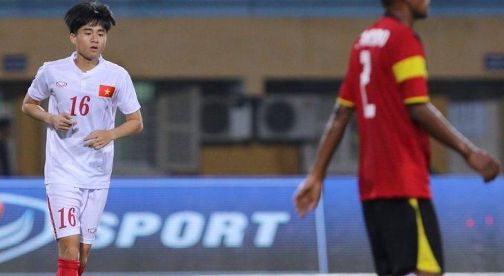 Nóng: Phan Thanh Hậu chính thức dự U20 World Cup