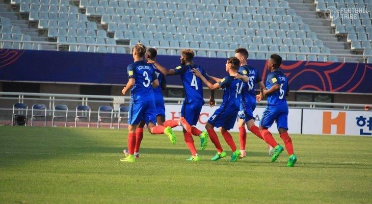 U20 Pháp 3-0 U20 Honduras : Dạo chơi ở Cheonan