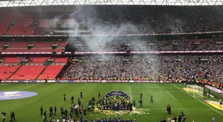 Huddersfield Town chính thức giành chiếc vé cuối cùng lên chơi tại Premier League