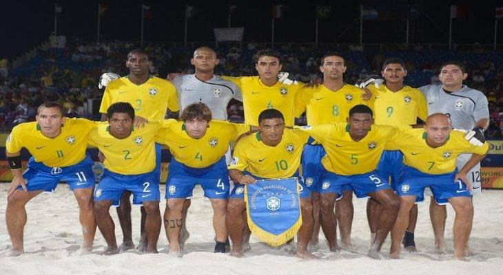 Điểm tin trưa 8/5 : Brazil lần thứ 5 đăng quang World Cup bóng đã bãi biển