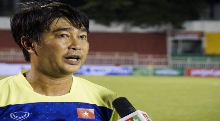 """HLV Trần Minh Chiến: """"Toàn đội sẽ thể hiện hết mình"""""""
