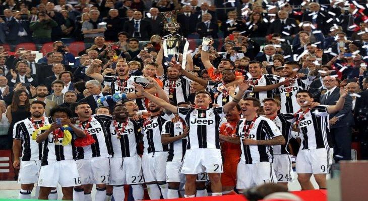 Juventus 2-0 Lazio: Khẳng định đẳng cấp nhà vua