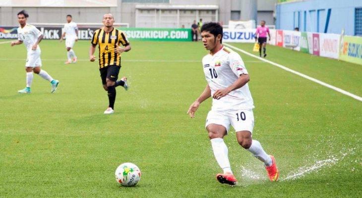 Kyaw Ko Ko gia hạn hợp đồng với Yangon United