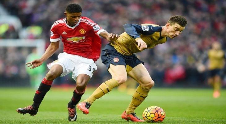 5 màn so tài đáng chú ý trong trận Arsenal – Man Utd