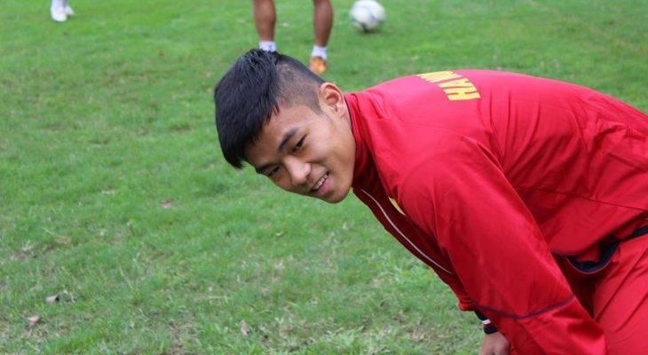 Thái Sung được trao cơ hội tại lượt về V-League 2017