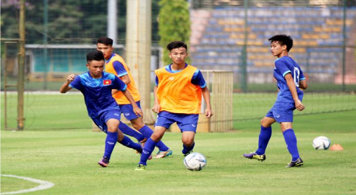 U15 Việt Nam hạ gục Australia và tiến vào chung kết