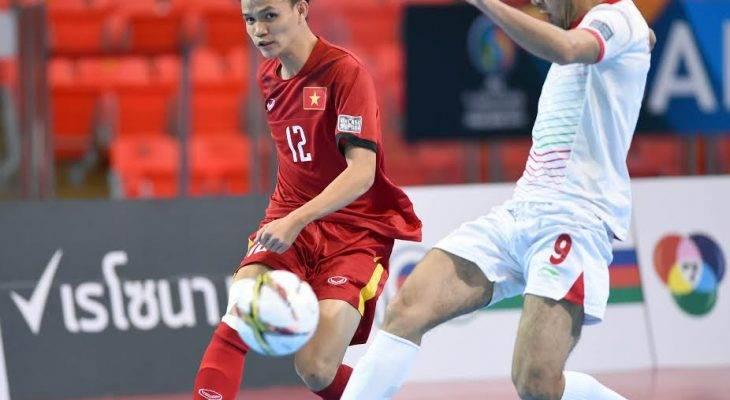 U20 futsal Việt Nam ra quân thuận lợi tại giải châu Á