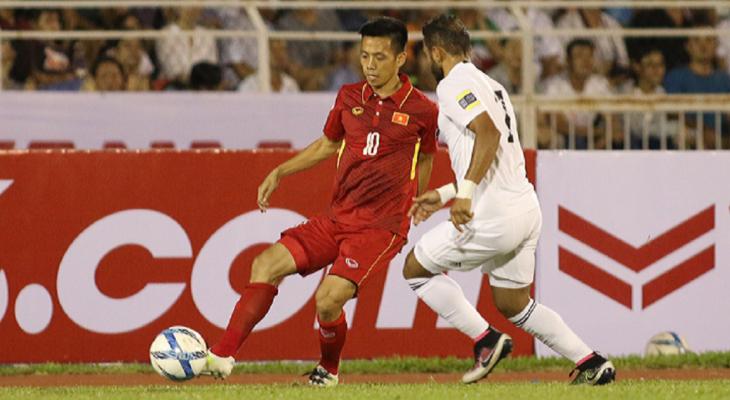 Tổng hợp lượt trận thứ 2 vòng loại cuối cùng Asian Cup 2019: Khách lấn chủ