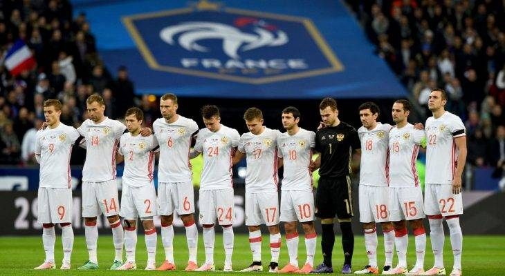 CONFEDERATIONS CUP 2017: Đội tuyển Nga – Ẩn số khó lường
