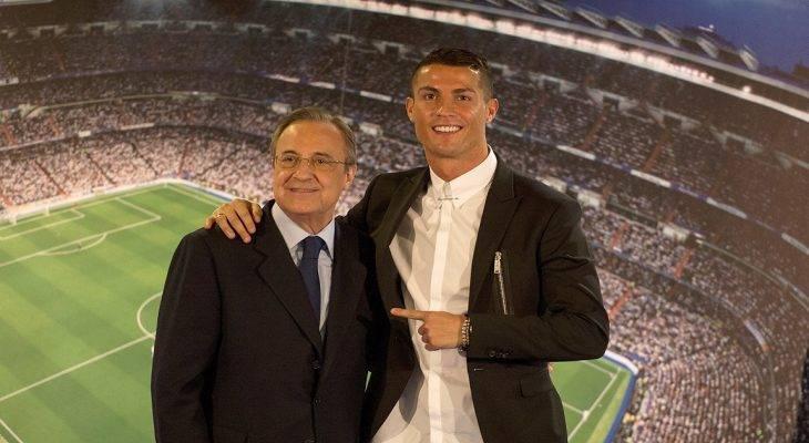 """Perez: """"Ronaldo đang rất tức giận, nhưng tôi tin anh ấy sẽ ở lại"""""""
