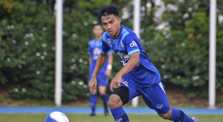 Console Sapporo chào đón Chanathip bằng tour du đấu Thái Lan
