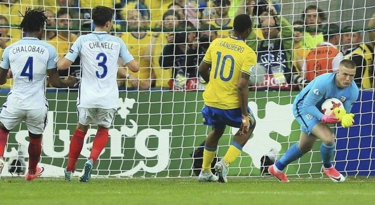 U21 Thụy Điển 0-0 U21 Anh: Khai màn nhàm chán