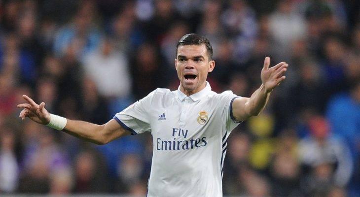 Pepe viết tâm thư cảm ơn các CĐV Real Madrid