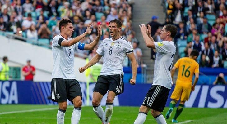 Australia 2-3 Đức : Mưa bàn thắng tại Olympic