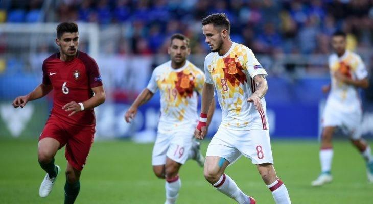 """U21 Bồ Đào Nha 1-3 U21 Tây Ban Nha : """"Tiểu La Roja"""" Khẳng định sức mạnh"""