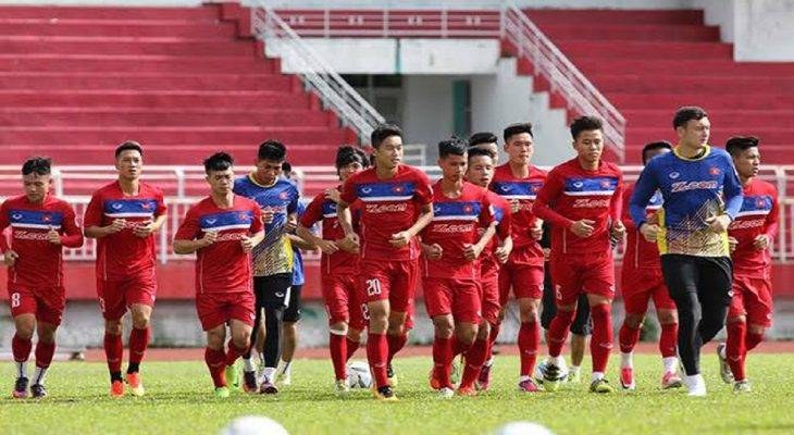 Gần một nửa đội hình U22 Việt Nam sẽ ra sân trong trận đấu gặp Campuchia?