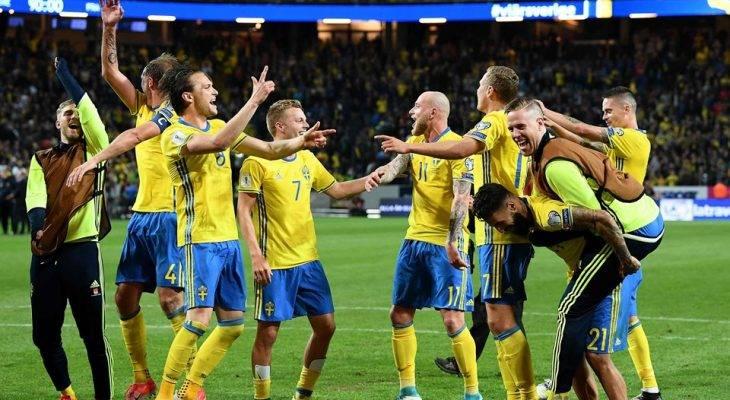 Thụy Điển 2-1 Pháp : Chủ nhà mở hội phút cuối