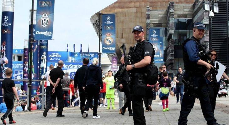An ninh thắt chặt ít giờ trước đại chiến Juve-Real