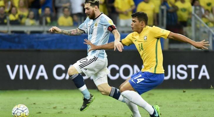 Brazil 0-1 Argentina: Chiến thắng nhọc nhằn của thầy trò Sampaoli