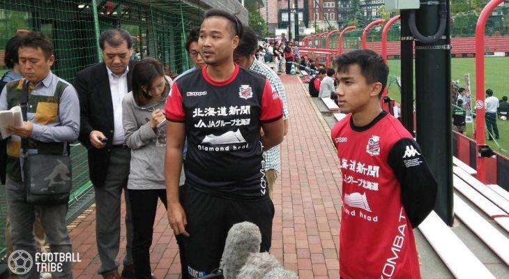 Chanathip ra mắt J League, Consadole Sapporo giành thắng lợi