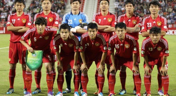 U20 Trung Quốc có thể chơi tại giải hạng 4 Đức