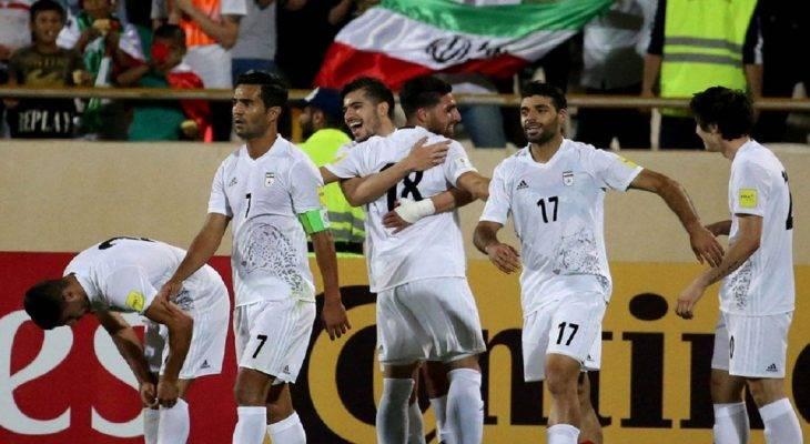Tiếp bước Brazil, Iran giành vé đến World Cup 2018