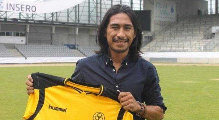 Hậu vệ tuyển Philippines gia nhập giải Đan Mạch