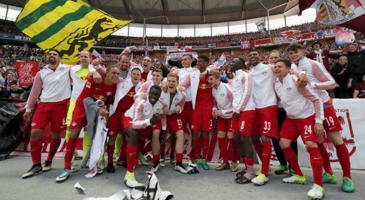 UEFA: Salzburg và RB Leipzig đều được tham dự Champions League