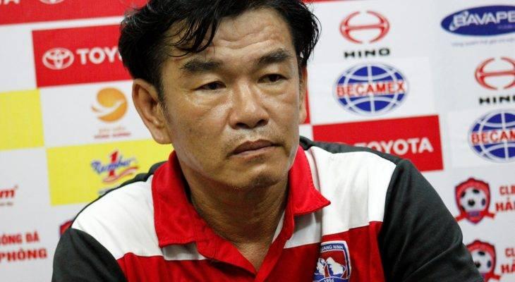 """HLV Phan Thanh Hùng: """"Chúng tôi đã có trận thắng may mắn"""""""
