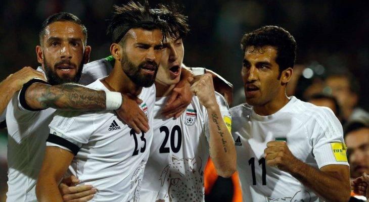 Cập nhật vòng loại WC 2018 khu vực Châu Á: Vé sớm cho Iran