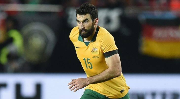 Tuyển Australia mất thủ quân ở Confederation Cup 2017