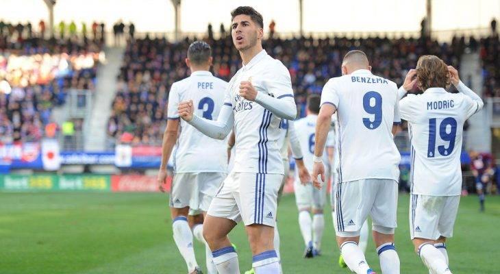 """Chính thức: Real Madrid ký hợp đồng """"khủng"""" với Marcos Asensio"""