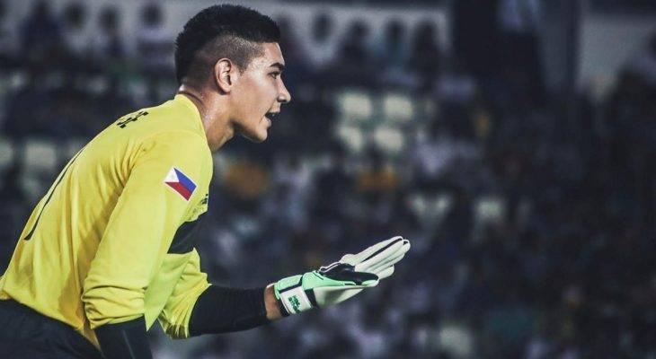 Thủ môn người Philippines gia nhập Cardiff City