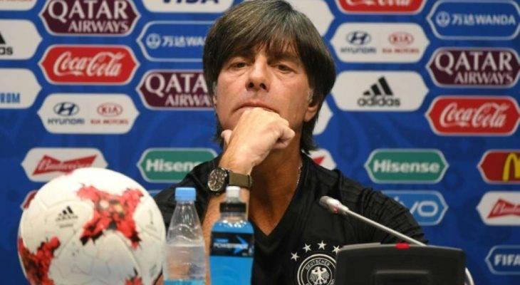 """HLV Loew: """"ĐT Đức """"B"""" hoàn toàn có thể vô địch Confederations Cup"""""""