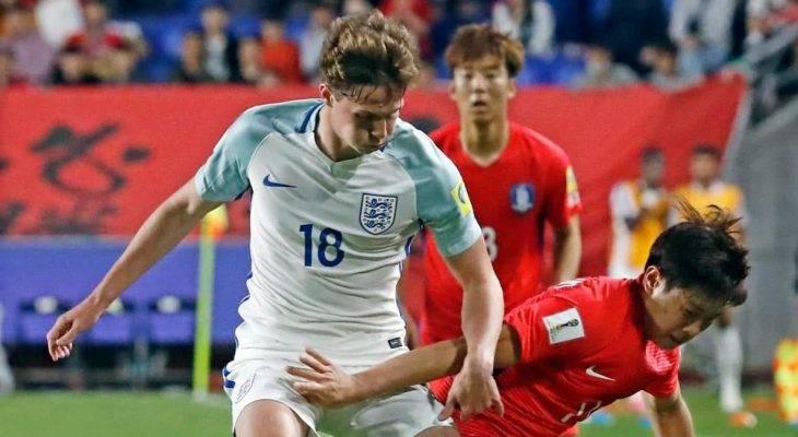 Top 5 cầu thủ U20 Anh có giá trị chuyển nhượng cao nhất sau U20 World Cup