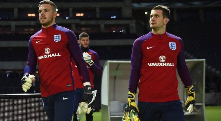 Giao hữu Pháp – Anh: Heaton và Butland đều được trao cơ hội bắt chính