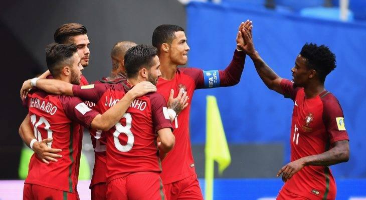 New Zealand 0-4 Bồ Đào Nha: Chiếm lĩnh ngôi đầu