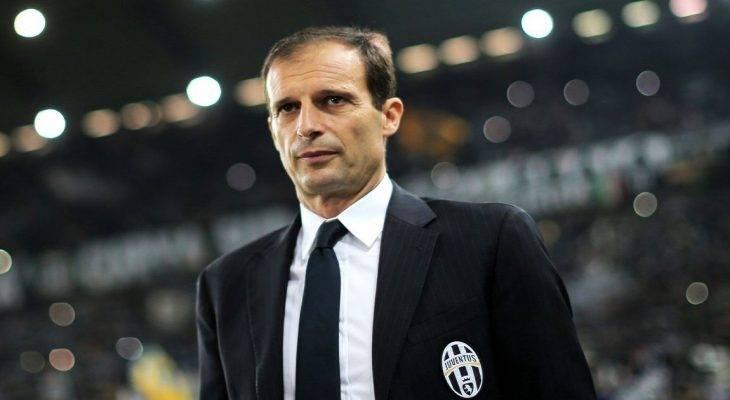 HLV Allegri khẳng định tương lai tại Juventus