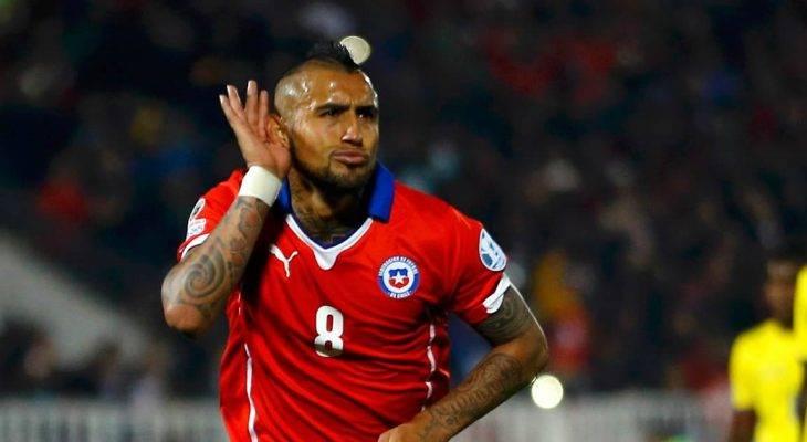 Bản tin trưa 12/10: Vidal dập tắt tin đồn giã từ ĐT Chile