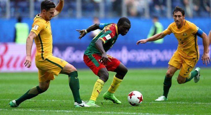 """Cameroon 1-1 Australia: Quá tiếc cho """"Sư tử bất khuất"""""""